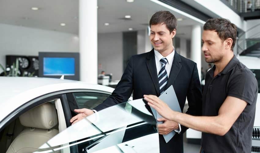 Договор купли-продажи авто между юридическим и физическим лицом