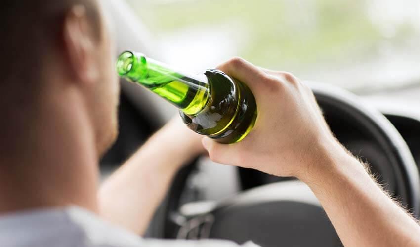 Лишение прав за алкогольное опьянение 2017
