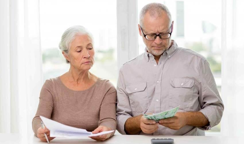 Пенсионеры, освобожденные от уплаты налога на имущество