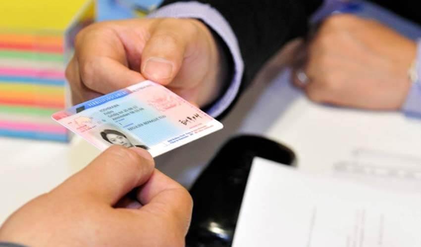 Заполнение квитанции об оплате госпошлины
