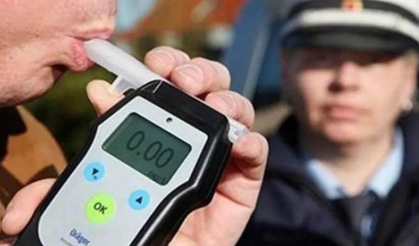 Сколько допускается промилле алкоголя в 2017 году за рулем