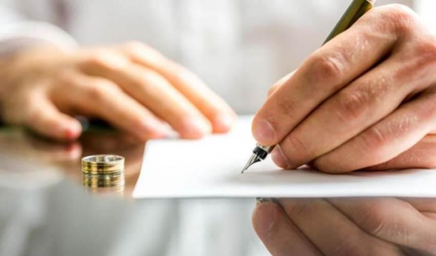 Соглашение об уплате алиментов